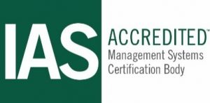 Accredited Certification Body by IAS