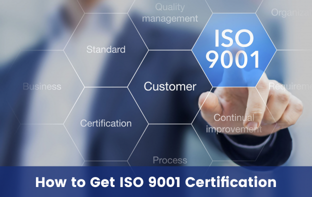 How to get ISO 9001 Certification